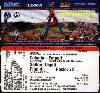 Il biglietto di Catania-Empoli