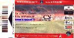 Biglietto stadio a Vicenza 2008-09