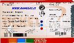 Il biglietto di Frosinone - Empoli