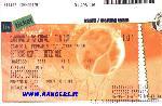 Il biglietto di Sampdoria - Empoli