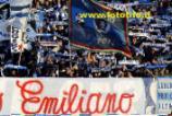 striscione dei Rangers in Empoli-Catania