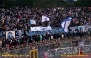striscione Pescara Rangers in Pescara - Ascoli