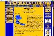 il sito dei Boys Parma 1977