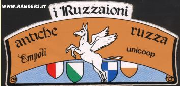 Lo stemma del Comitato delle Antiche Ruzza Empoli