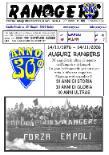 Leggi On Line la fanzine Rangers contro il Milan