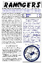 Leggi On Line la fanzine Rangers n. 189 contro il Pisa
