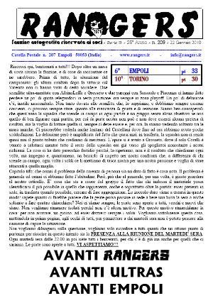 N. 209 Empoli - Torino 0-0 Serie B