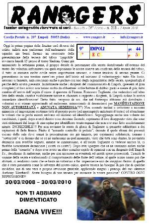 N. 213 Empoli - Lecce 2-2 Serie B