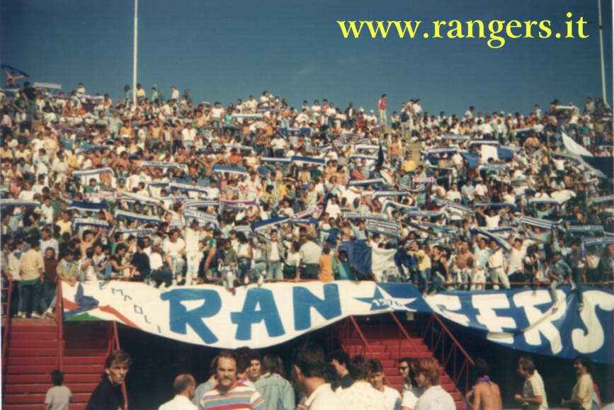 1986/87 Empoli-Inter 1-0 a Firenze