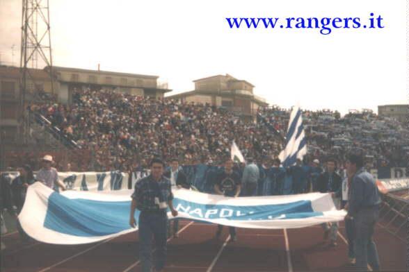 1986/87 Empoli-Napoli (gemellaggio) - Foto Mori Graziano