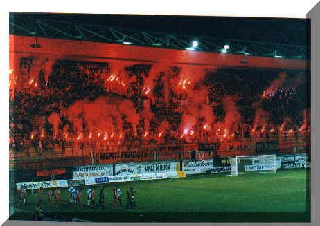 PISTOIESE-Empoli 99/00 Serie B