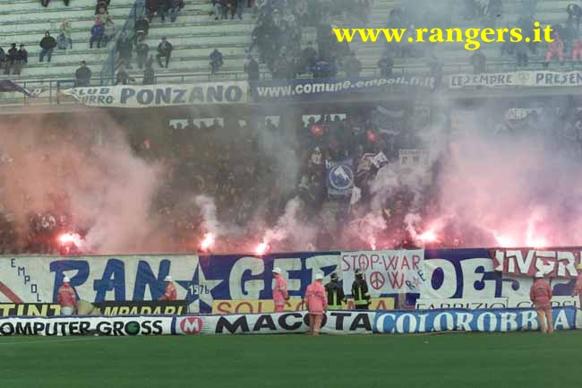 Empoli-Salernitana - Serie B - STOP WAR NOW