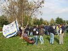 gemellaggio Empoli-Parma: gli ultras tutti insieme alla merenda offerta dagli empolesi al laghetto di Serravalle 1