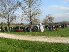 gemelllaggio Empoli-Parma: gli ultras tutti insieme alla merenda offerta dagli empolesi al laghetto di Serravalle 2