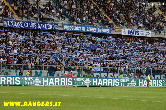 Partita di Coppa Uefa Empoli - FC Zurich