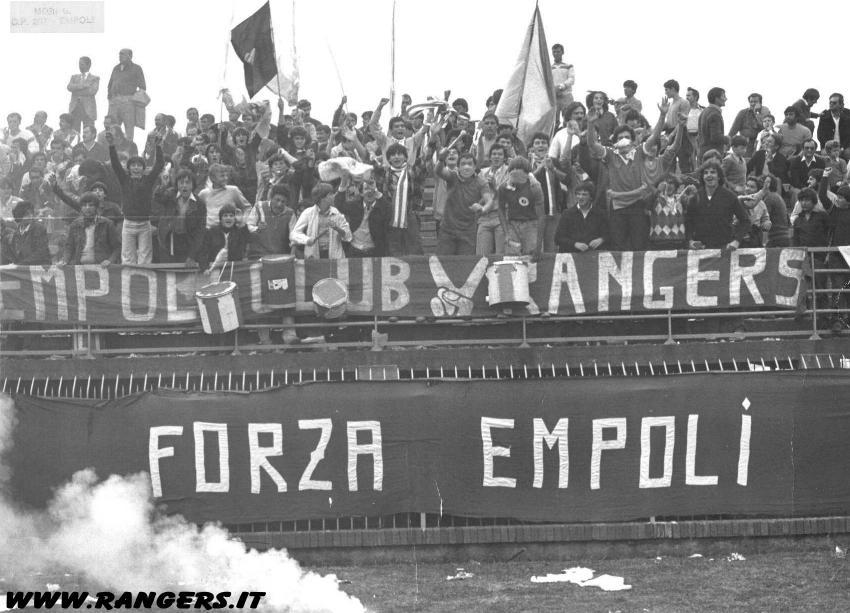 EMPOLI - Salernitana 1978/79