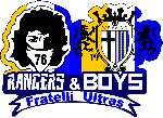 Adesivo Rangers 2005: Fratelli Ultras