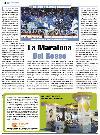 La copia del NERAZZURRO giornale di Bergamo distribuito allo stadio