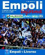 Leggi On Line EmpoliInforma della partita contro il Livorno